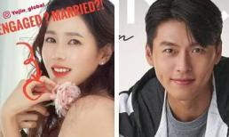 Son Ye Jin đã đính hôn, người tặng nhẫn không ai khác chính là Hyun Bin?
