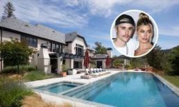 Bên trong siêu biệt thự gần 600 tỷ đồng mà vợ chồng Justin Bieber mới tậu