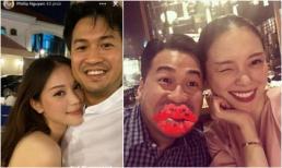 Linh Rin vỡ òa khi được Phillip Nguyễn và hội bạn tổ chức sinh nhật sớm một ngày