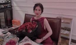 Vợ cũ Lê Việt Anh khoe mới được cầu hôn, Quế Vân nhắn nhủ: 'Nhận đi, không chờ lâu lắm'