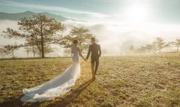 Chụp ảnh cưới tại Đà Lạt đẹp như trong mơ