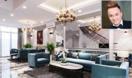 Cao Thái Sơn hé lộ không gian ngôi nhà mới sang trọng ở Sài Gòn