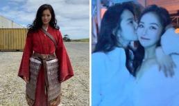 Diễn viên đóng thế cho Lưu Diệc Phi trong 'Hoa Mộc Lan' được khen nức nở vì xinh đẹp, thần thái hơn cả bản chính