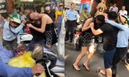 Vụ đánh ghen trên phố Lý Nam Đế: Những câu 'thả thính' đỉnh cao của hot girl 'tiểu tam'