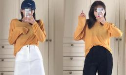 Những cô gái eo thon có thể mặc theo cách này hàng ngày để khoe lợi thế tốt hơn