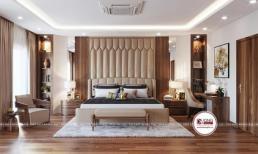 Gỗ óc chó - Chất liệu gỗ tự nhiên, đường vân cực đẹp đang là xu hướng của nội thất