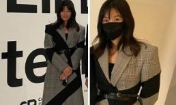 'Mợ chảnh' Jeon Ji Hyun có sự thay đổi lạ sau nghi vấn rạn nứt với chồng gia thế khủng