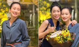 Hội bạn thân nghệ sĩ mừng sinh nhật diễn viên Tuyết Thu, nhan sắc ở tuổi U50 được khen ngợi hết lời