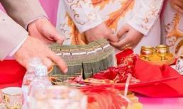 Tranh cãi chuyện cô gái thách cưới 70 triệu nhưng nhà trai tuyên bố '30 triệu, không thì hủy cưới'