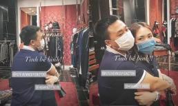 Đi mua sắm cùng Hương Giang - Matt Liu, Hoà Minzy và bạn trai giật spotlight khi công khai ôm ấp giữa chốn đông người
