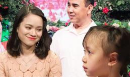 Bạn muốn hẹn hò: Con gái 5 tuổi dắt mẹ đi tìm người thương, nói 1 câu khiến MC Quyền Linh xúc động nghẹn ngào