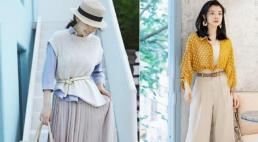 Phụ nữ có gu ăn mặc đẹp nên học 4 cách phối đồ này, diện một cách thoải mái như vậy sẽ rất đẹp