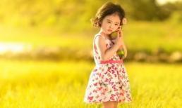 Hãy nói 3 từ với con bạn mỗi ngày, và con bạn sẽ trở nên tốt hơn từng ngày, và bạn sẽ nhận được lợi ích từ điều đó sớm