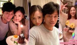 Sau tin đồn sắp lên xe hoa, U50 Trần Kiều Ân kỉ niệm 1 năm yêu nhau ngọt ngào cùng 'phi công trẻ'