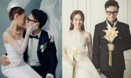 Con gái Minh Nhựa tung bộ ảnh cưới chưa từng được công bố: Đúng chuẩn con nhà có điều kiện