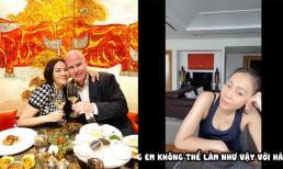 Vừa tặng quà, nói lời yêu thương trong ngày sinh nhật, chồng con đã phàn nàn ca sĩ Thu Minh