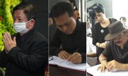 Cập nhật đám tang nhạc sĩ Phó Đức Phương: Rất đông sao Việt xếp hàng vào viếng