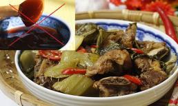 3 món ăn tuyệt đối đừng sử dụng dầu hào, vì sức khỏe gia đình bạn nên xem để biết