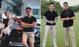 Nối gót bạn thân Matt Liu, 'tổng tài' Đông Khuê cũng chi tiền tỉ tặng xe cho bạn gái