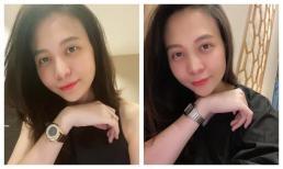 Đàm Thu Trang lộ dấu hiệu mẹ bỉm sữa, nịnh khéo Cường Đô La khi tự nhận chung thuỷ