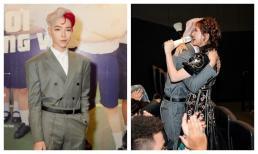 Đức Phúc gây choáng với kiểu tóc như Taeyong (NCT), Hoà Minzy bật khóc vì đàn em quá giỏi