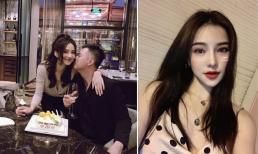 Lưu Đê Ly đón sinh nhật bên ông xã, nhan sắc 'dao kéo' ngày càng thăng hạng