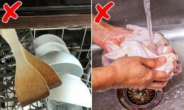 10 sai lầm các bà nội trợ hay mắc phải đang âm thầm phá hoại phòng bếp mà không hề hay biết