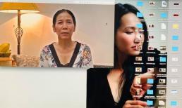 100 ngày mẹ mất, Kim Hiền vẫn chưa thể về Việt Nam: 'Mẹ! Mẹ ơi! Con đang khóc...'