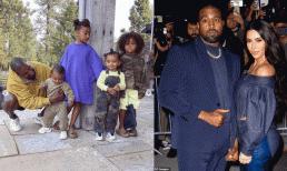 Kim Kardashian khoe ảnh gia đình hạnh phúc bên chồng và 4 con, đập tan tin đồn ly hôn