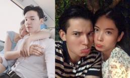 Tình tứ bên bạn trai, Nam Anh cho biết: 'Tôi si người trong đôi mắt ấy'
