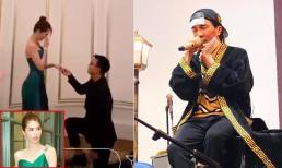 Sao Việt 30/9: Sự thật màn 'cầu hôn của bạn trai' bị Ngọc Trinh tát 'lật mặt'; Đàm Vĩnh Hưng đang bệnh vẫn gắng gượng đi tập nhạc