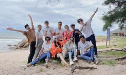 Lý Nhã Kỳ rủ rê bạn bè về biệt phủ ở Vũng Tàu tổ chức lễ giỗ Tổ