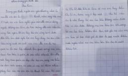 Cười ra nước mắt với bài văn tả thực về mẹ của bé trai lớp 1