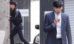 Giữa tin đồn tình cảm với Son Ye Jin, Hyun Bin bị khui ảnh vội vàng đi tân trang nhan sắc
