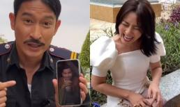 Ngọc Lan phản ứng thế nào khi hình ảnh của chồng cũ Thanh Bình bất ngờ đập ngay trước mặt?