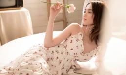 Đầu tháng, 'Nữ hoàng nội y' Ngọc Trinh lại khoe visual đỉnh cao trong bộ ảnh mới