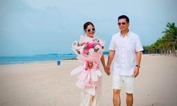 Ca sĩ Mỹ Lệ cùng chồng đi du lịch Vũng Tàu kỉ niệm 16 năm kết hôn