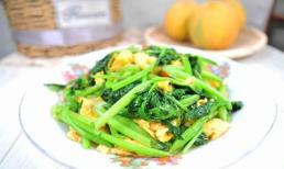 Mùa thu, chị em nên ăn loại rau này thường xuyên, vừa bổ sung nước lại đẹp da, ngăn ngừa lão hóa