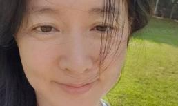 Ngã ngửa khi nhìn mặt mộc của 'Dae Jang Geum' Lee Young Ae