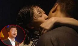 Đóng cảnh hôn với minh tinh Lý Tiểu Nhiễm, 'người tình' Chương Tử Di bị nôn mửa trong 3 ngày chỉ vì một lý do