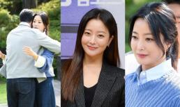 'Nữ thần Hàn Quốc' Kim Hee Sun khoe nhan sắc rạng rỡ ở tuổi 43, đóng cảnh tình tứ với trai trẻ vẫn cực ngọt