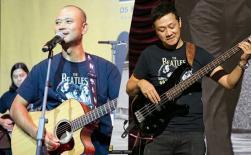 Bộ đôi MC nổi tiếng Long Vũ - Anh Tuấn hát nhạc The Beatles khiến người nghe phấn khích
