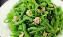 Khi mùa thu sang, nên ăn ngọn bí nhiều hơn, cơm ngon, giải độc tố, thông ruột