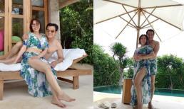 'Cậu ba' Cao Minh Đạt cùng vợ đi du lịch để kỷ niệm 4 năm ngày cưới