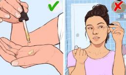 Hướng dẫn 10 bước cho một quy trình chăm sóc da mặt hoàn hảo tại nhà