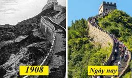 Những bức ảnh cho thấy thế giới đã thay đổi thế nào trong suốt 100 năm qua