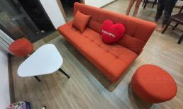 6 cách chọn sofa cho phòng khách nhỏ đẹp mà bạn nên biết