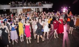Eros Việt Nam mở tiệc sinh nhật hoành tráng trên du thuyền 5 Sao