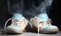 Vĩnh biệt mùi hôi giày bằng các nguyên liệu có sẵn, đơn giản và cực hiệu quả