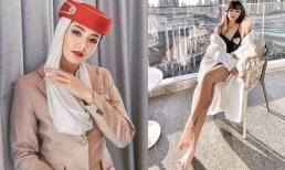 Gái đẹp Việt làm tiếp viên tại hãng hàng không đắt giá nhất hành tinh: Lương hơn 1 tỷ/năm, từng đặt chân đến 76 quốc gia